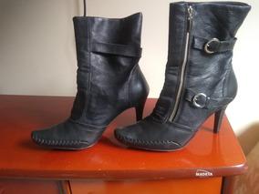 c252e697c Sapato Ankle Boot Ramarim Total Conforto. Usado - São Paulo · Bota Ramarim