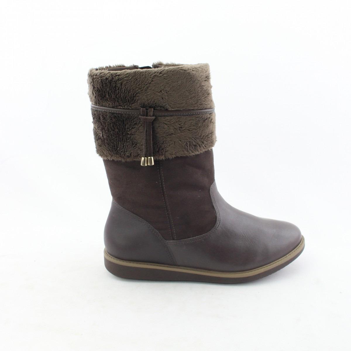 11e3c6057 bota rasteira feminina cano curto baixo comfortflex 1770304. Carregando zoom .