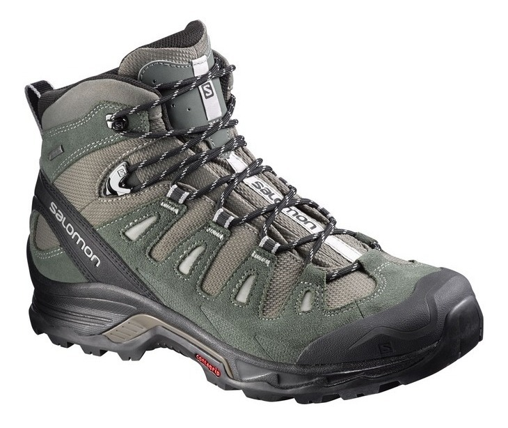 Con Impermeable Prime Quest Bota Salomon Goretex Totalmente A435RjL