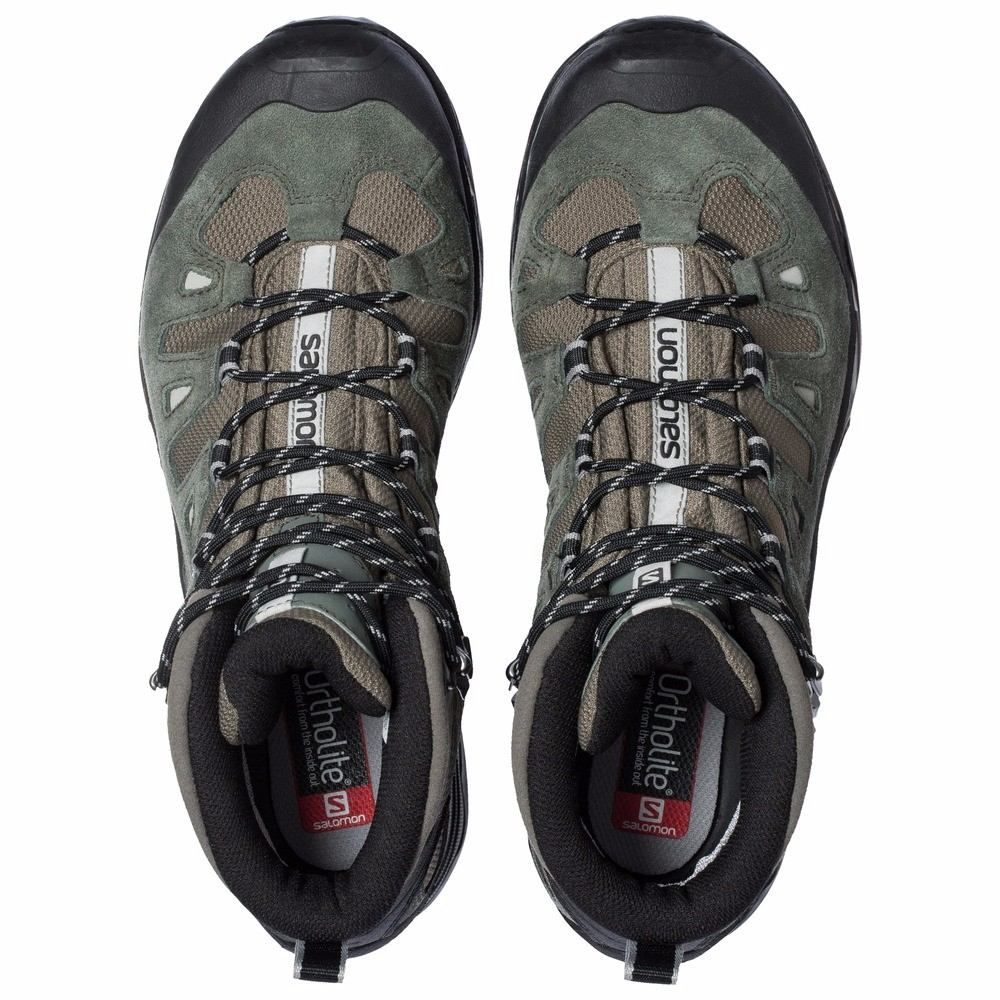 Zapatillas Salomon Xa Pro 3d Goretex Hombre Trail Palermo