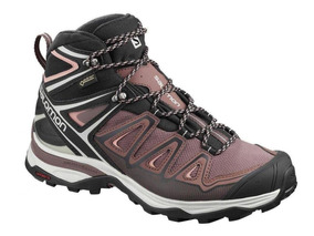 united states outlet store outlet boutique Bota Salomon X Ultra 3 Mid Gtx Coral Almond Dama - Run24