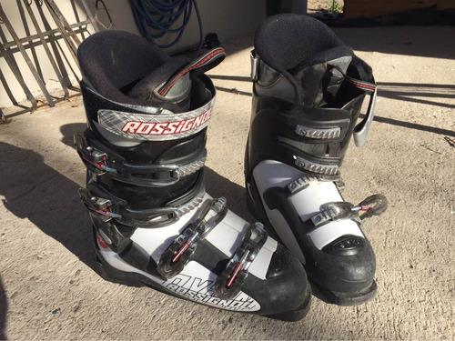 bota ski talle 43 solo 3 dias de uso