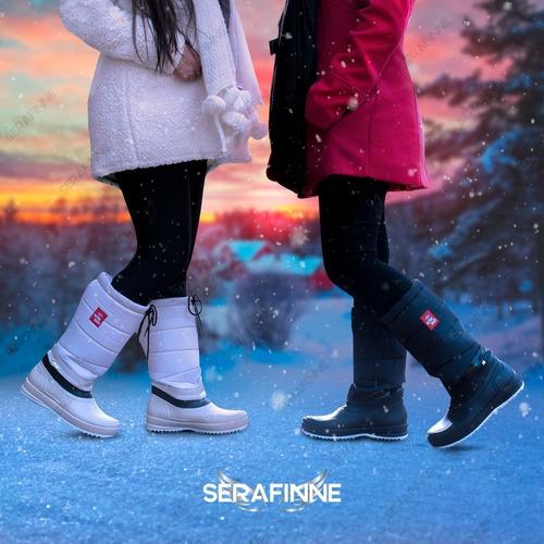 bota sky nieve impermeable hombre mujer alpine skate 2750