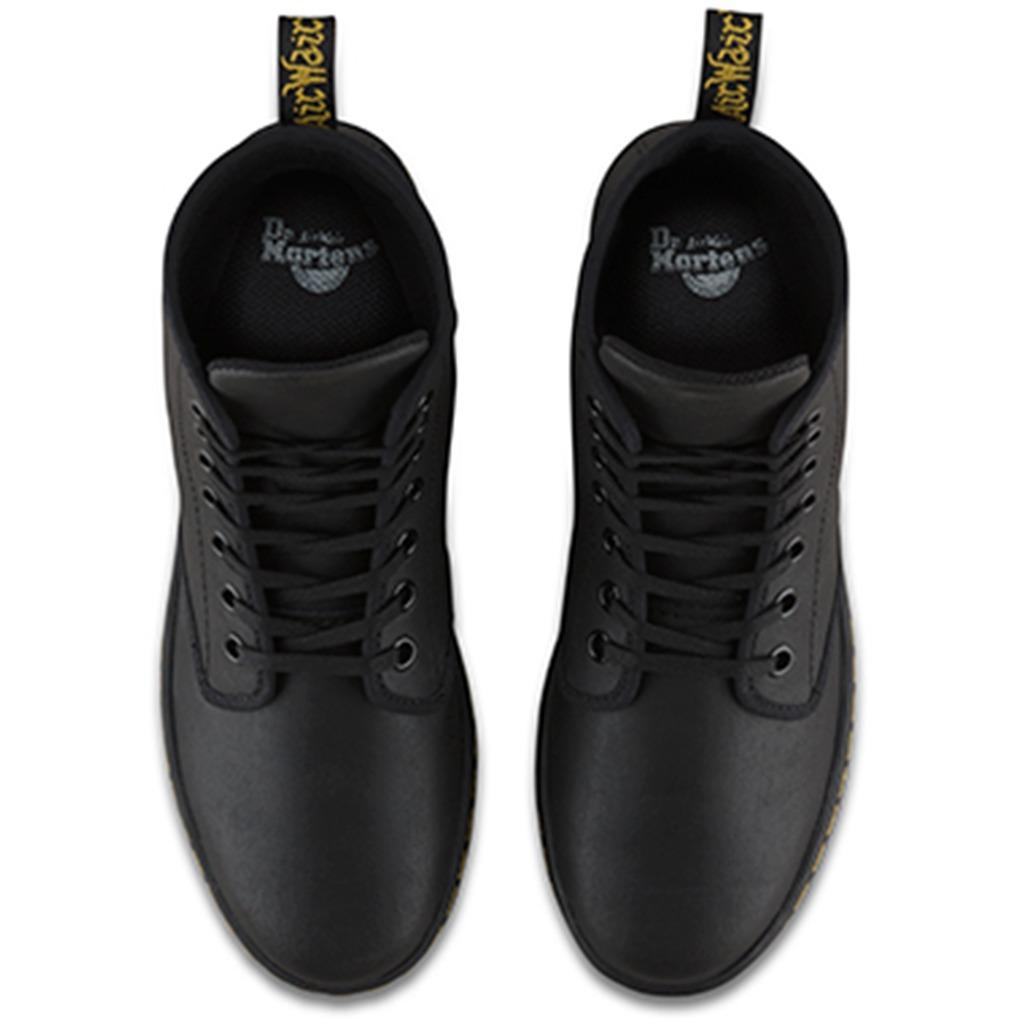 5604dca8c6bf0 bota sneaker dama shoreditch black greasy lamper dr martens. Cargando zoom.