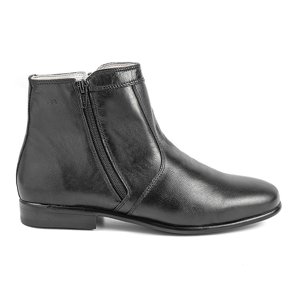 d3521c295d bota social hb agabe boots - 400.002 - pl preto - solado de. Carregando  zoom.