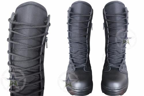 bota tactica tipo swat comando ligera comoda kaki negra gris