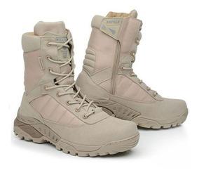 94c538dc5 Coturno Militar Cano Medio Masculino Botas - Calçados, Roupas e Bolsas com  o Melhores Preços no Mercado Livre Brasil