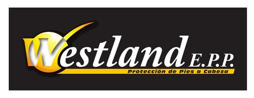 bota teni tipo ingeniero westland 9209