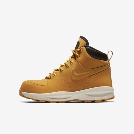 zapatillas nike niños, Nike Zapatillas de piel mujer beige