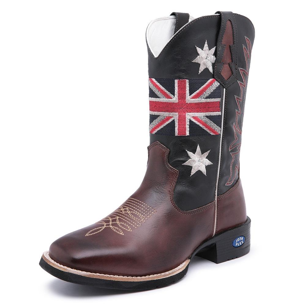596ed92a5f bota texana country botina unissex bico quadrado promocao. Carregando zoom.