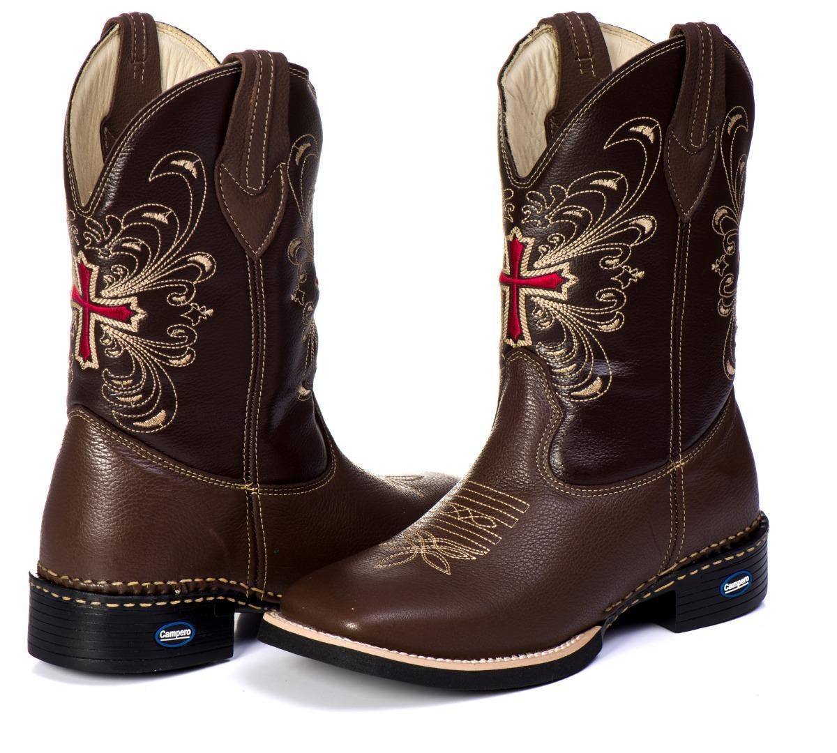 1a873b22aa bota texana feminina country bico quadrado café cano longo. Carregando zoom.
