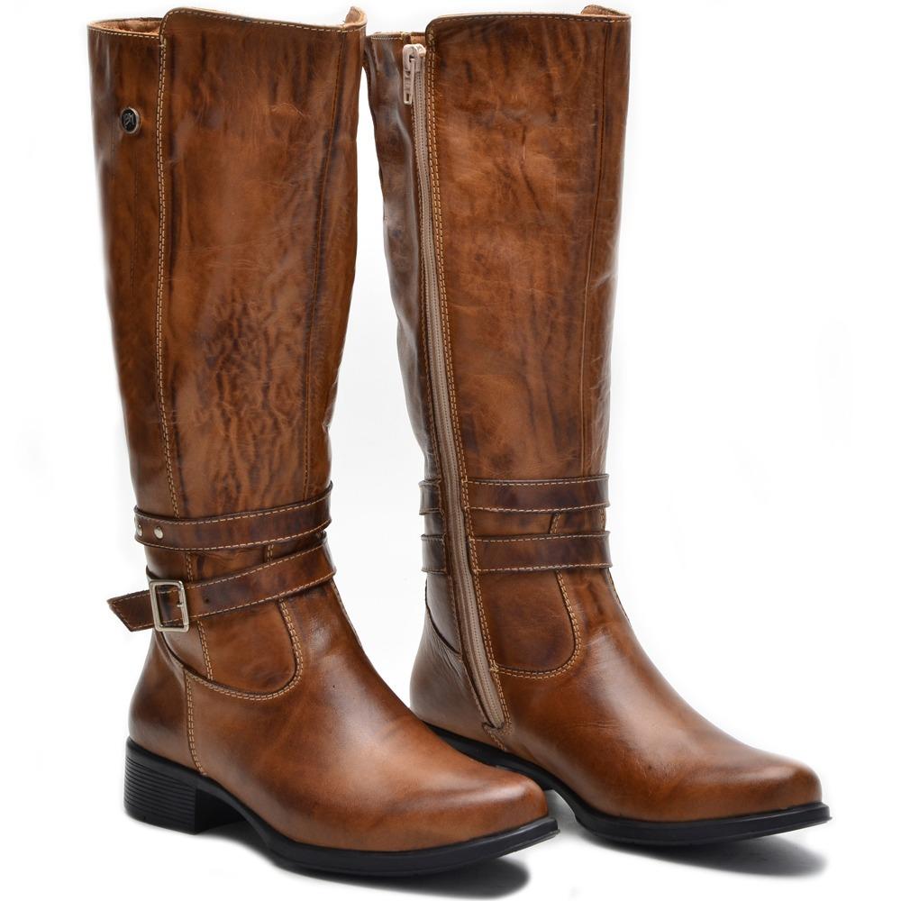 b4fbadef4 bota texana feminina country montaria cano longo couro nobre. Carregando  zoom.