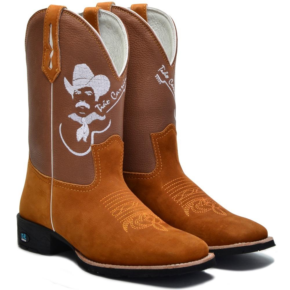 574f98a1fe bota texana feminina do tião carreiro. Carregando zoom.