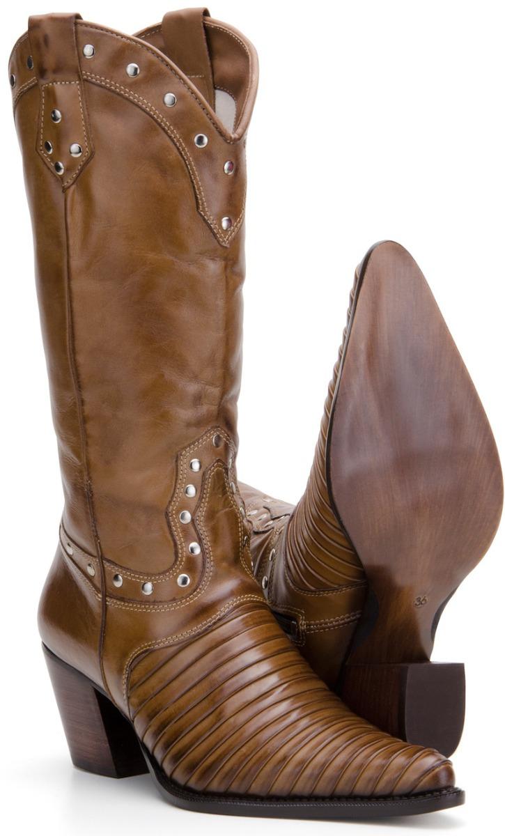 b374a9207b bota texana feminina escamada country tatu couro legítimo. Carregando zoom.