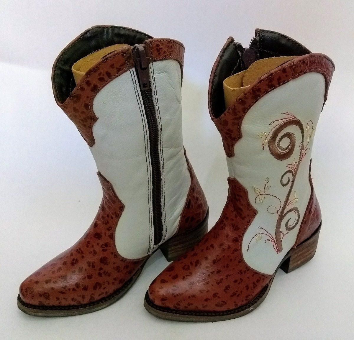 9f2e1eca7a bota texana feminina infantil bordada - preço de custo. Carregando zoom.