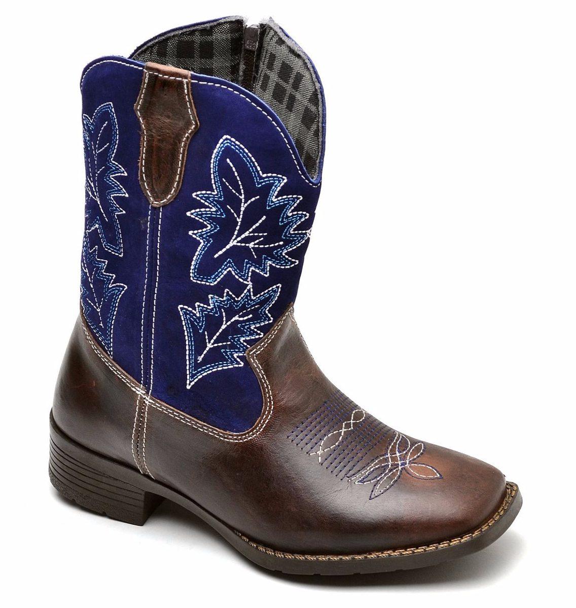 86faf8cc77a bota texana infantil masculina country rodeo western. Carregando zoom.