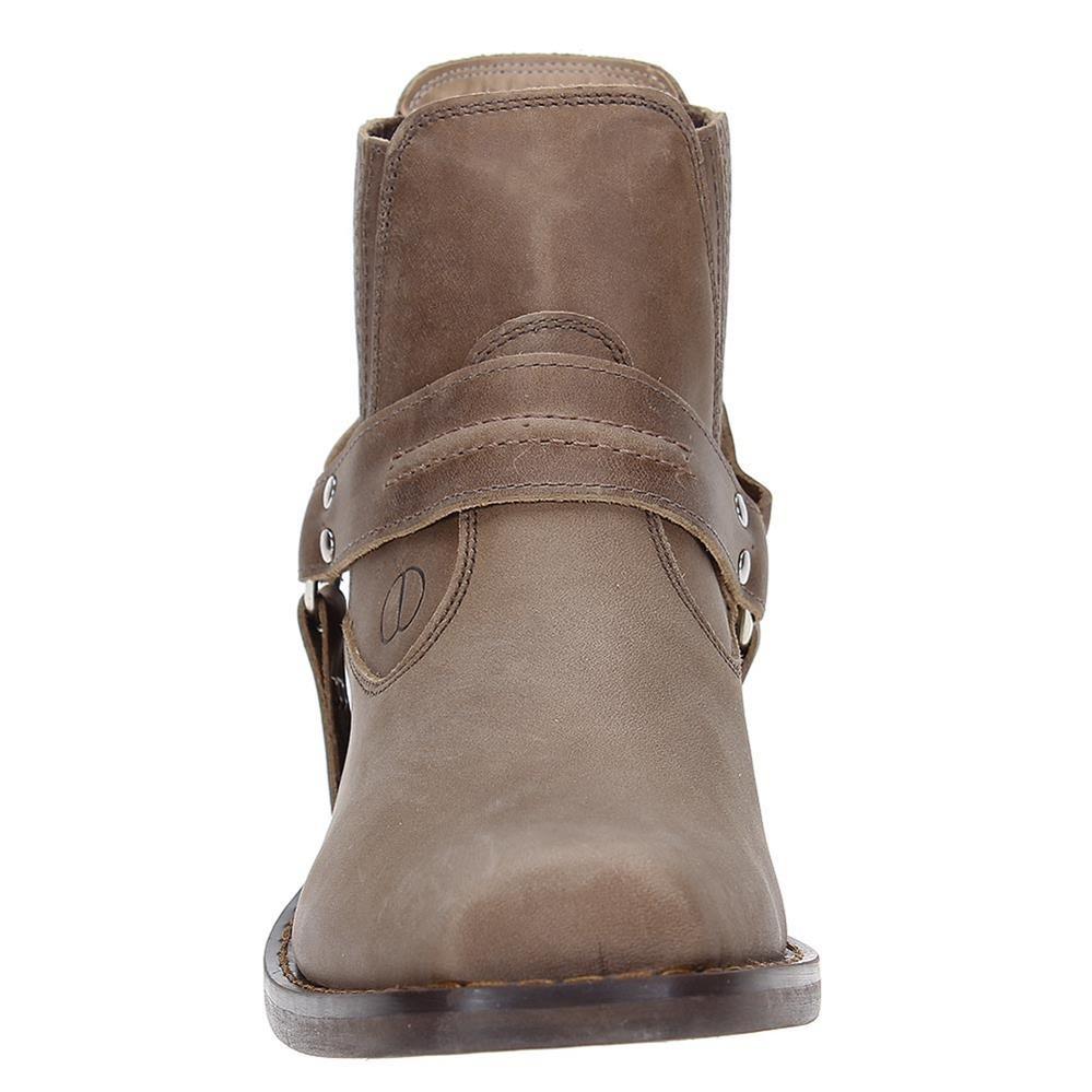 52bd42b9d bota texana masculina bico quadrado marrom cow way 21502. Carregando zoom.