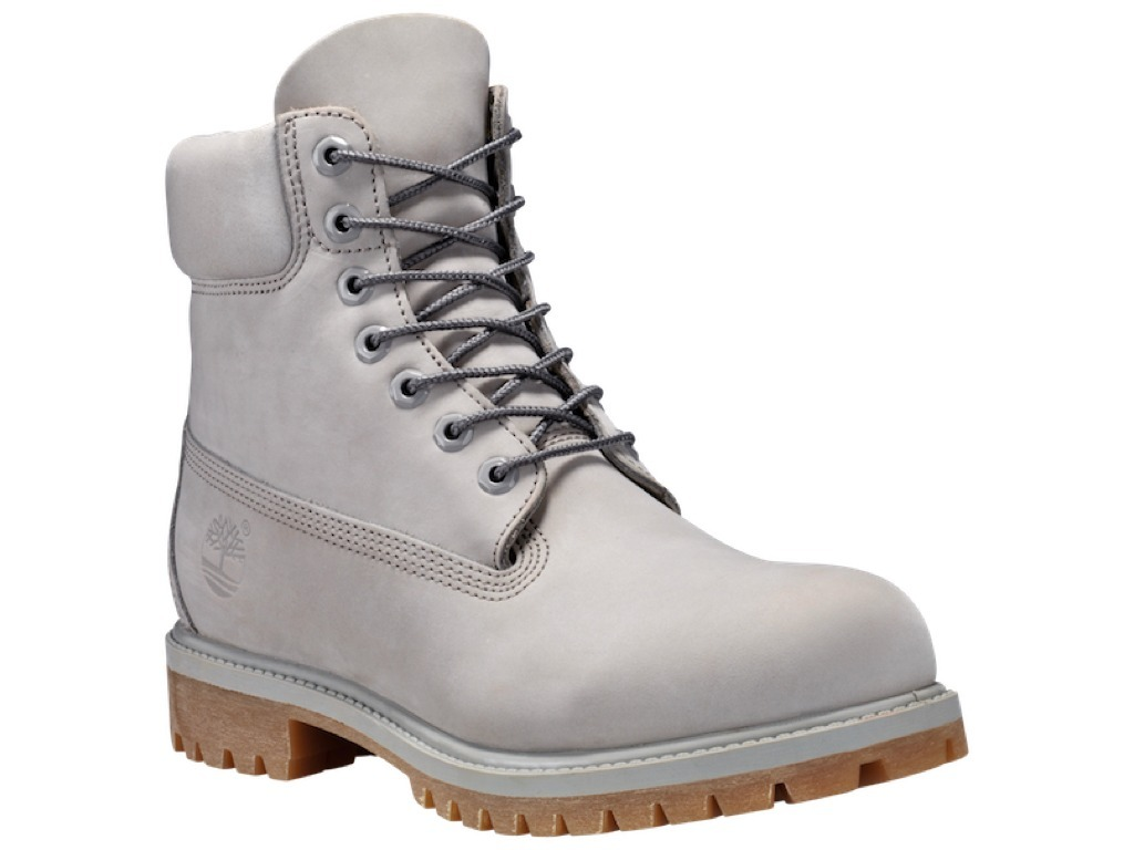 bbe1a6de10d39 Bota Timberland 6in Premium Lt Grey Tb0a1gau093 Johnsonshoes ...