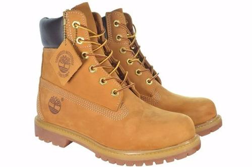 bota timberland boot cano alto premium + frete