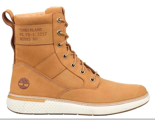 bota timberland cross mark utility - 43