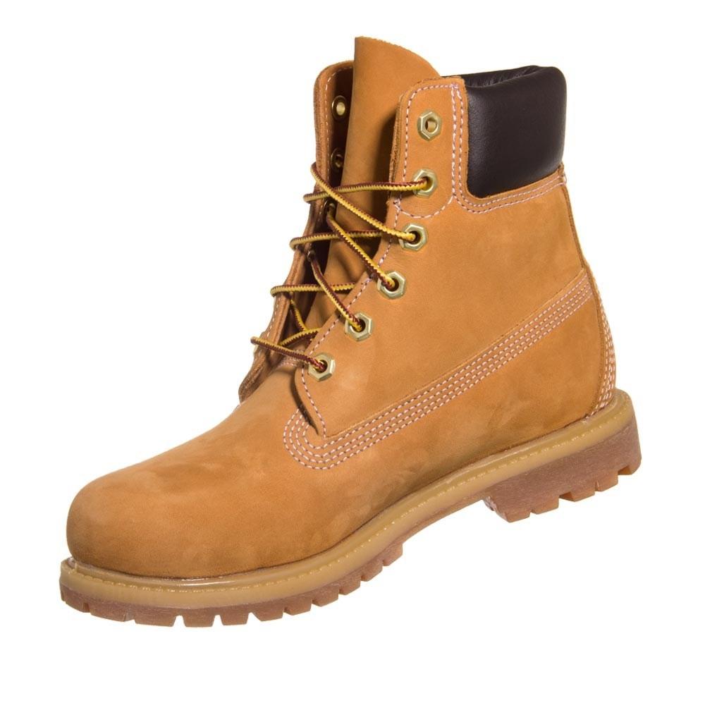 603c97b0f4 bota timberland feminina yellow boot 6 premium bege palha. Carregando zoom.