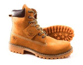 46a78543c5 Bota Timberland Yellow Boot 6 Premium Original Caixa Bege - Calçados ...