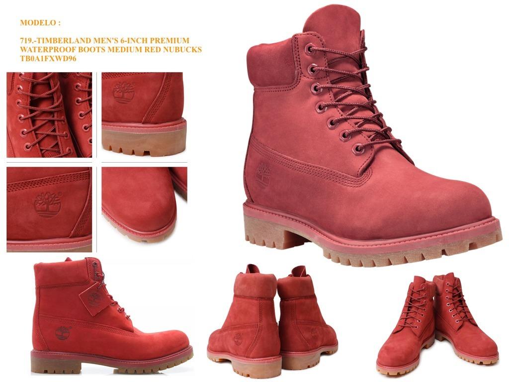 Bota Timberland Men's 6 inch Tb0a1fxwd96 Johnsonshoes 28