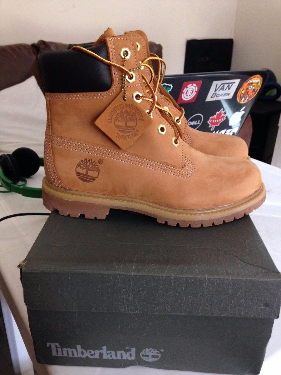 ... bota timberland yellow boot 6 feminina caramelo original 36. Carregando  zoom. e99d28c0b71