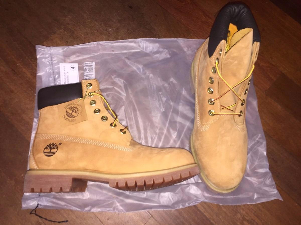 0813a2e8bf6 bota timberland yellow boot 6 premium na caixa c nf original. Carregando  zoom.