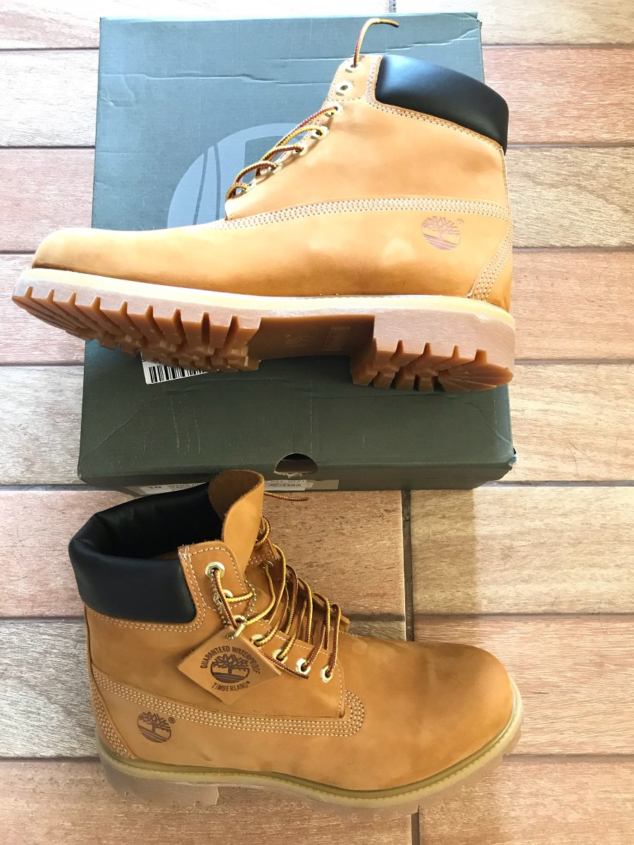 Bota Timberland Yellow Boot 6 Premium Wp