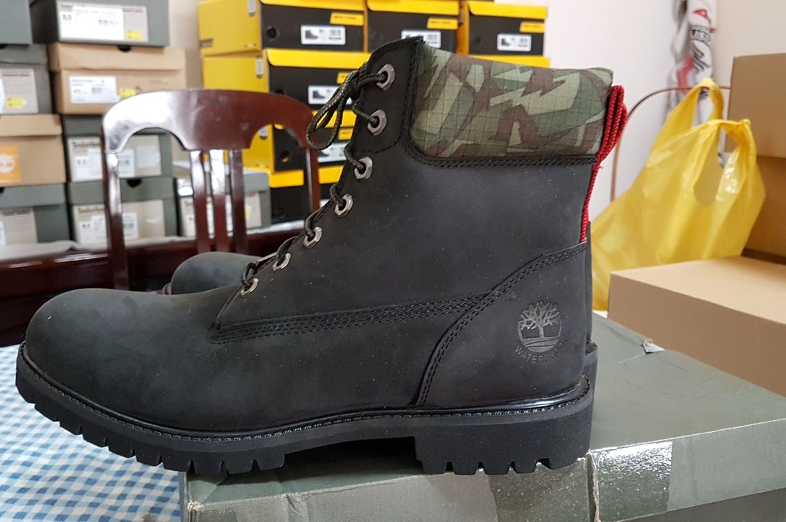 low priced ef2b2 6b49f Bota Timberland Yellow Boot Icon Número 43 Essa É Original