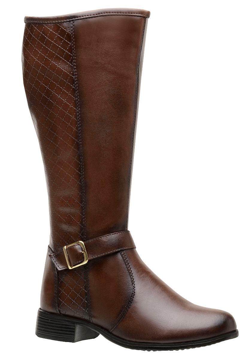 ee57c1b4c0a87d bota tipo montaria feminina cano longo confortavel e barata. Carregando  zoom.