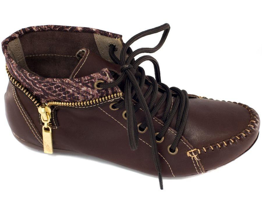 ... bota torricella marrom couro legítimo cano curto zíper. Carregando zoom.  b405e4fc7983ff  bota feminina ... 0374235a7e50d