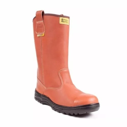 bota trabajo petro clasica flor gomafebo c/p pampero outlet