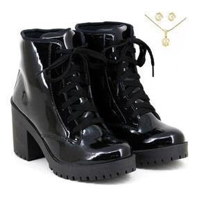 7d5b539c6 Tande De Trator Botas - Sapatos para Feminino Violeta escuro no Mercado  Livre Brasil