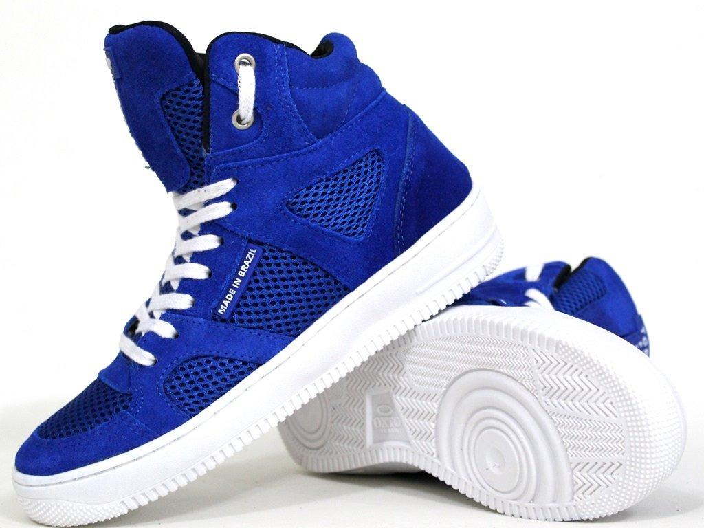 306b4094e50 bota treino tenis fitness masculino feminino couro dança top. Carregando  zoom.