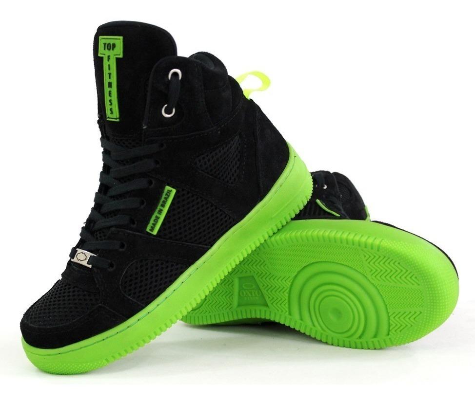 06f2bf67b bota treino tenis sneakers fitness masculino feminino couro. Carregando  zoom.