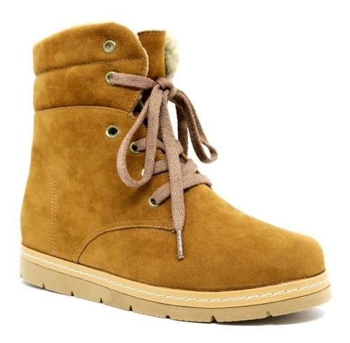 bota ugg com pelo lã 100% forrada neve especial original