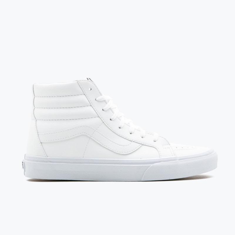 d10167e172959 bota vans sk8 hi reissue clasica blanca sintenti look trendy. Cargando zoom.