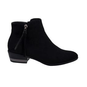 6ce33cf283 White Mt Botines Practicos 6 Botas Vaqueras Mujer - Zapatos en ...
