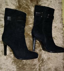 4f53e6a30a Bota Feminina Cano Médio Camel 3038112 Vizzano - Sapatos no Mercado ...
