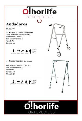 bota walker, muletas,bastones,andador, sillas alquiler/venta