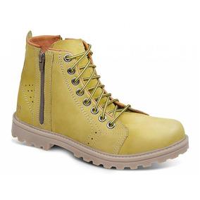 d639c990d Bota Masculina Sandro Moscoloni Em Couro Worker - Sapatos no Mercado ...
