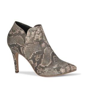 Bota Yaeli Fashion 1760 De Mujer 828913 10 Cm De Altura