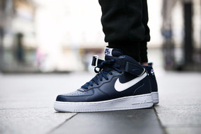brand new d30bc 99f1e Bota Zapato Nike Air Force 1 Talla 9 +camiseta Regalo