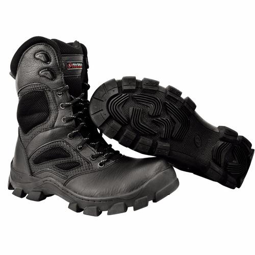 bota zapato riverline army calzado industrial dieléctrico