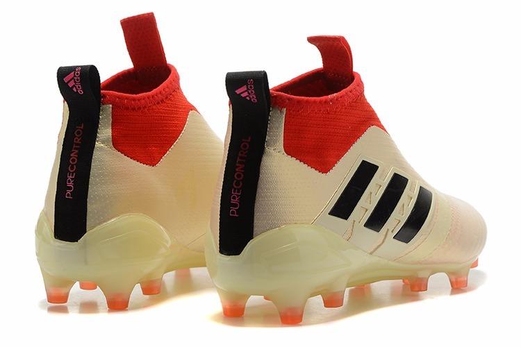 Bota Zapatos De Fútbol 3d Fg Uñas adidas Ace 17+ Purecontrol - S ... 8744274d518f8