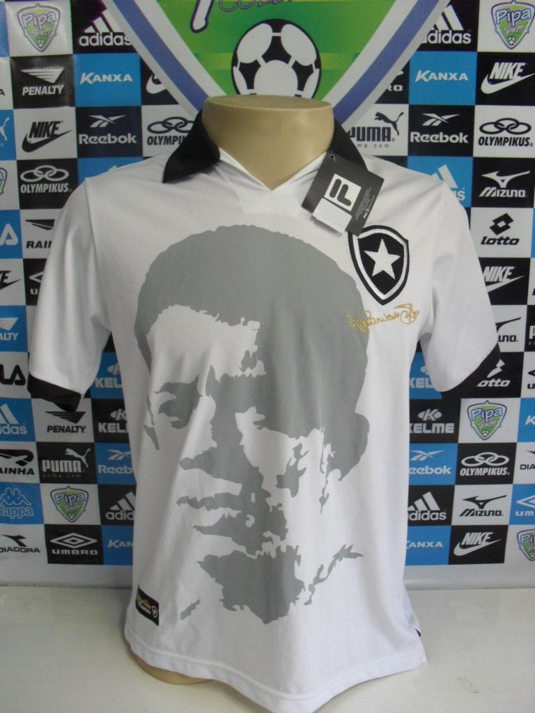 Botafogo Amarildo Nº10 Tam. P 50x64 Original Fila Nova - R  160 51b114b31b4a9