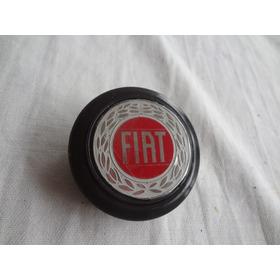 Botao Buzina Fiat 147 Rallye Emblema Em Inox Qualidade Aaa