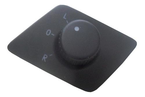 botao comando retrovisor eletrico polo hatch/ sedan 03/14